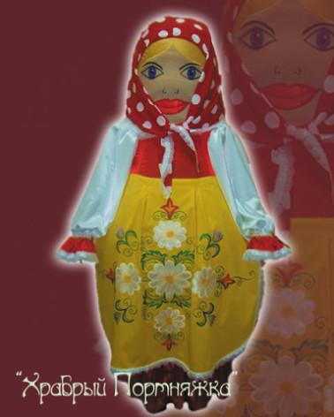 Ростовая кукла Матрешка